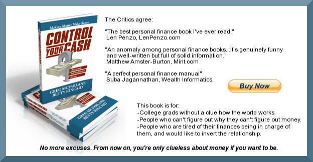 Buy Control Your Cash: Making Money Make Sense