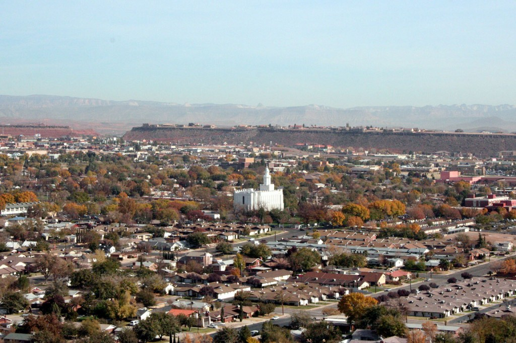 St. George, Utah, the 6th-best place to live in America.
