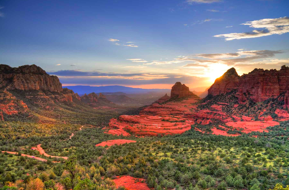 Carnival of Wealth, Sedona Edition