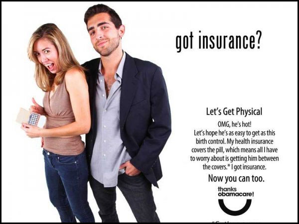 "Get it? It's like the ""got milk?"" campaign, only they replaced ""milk"" with ""insurance"". Seriously, do you get it? Should we walk you through it again? They didn't even bother changing the damn font. Advertising is the worst business on Earth."